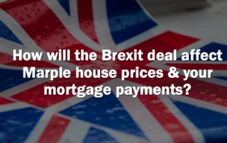 How Will the Brexit Deal Affect Marple House Prices