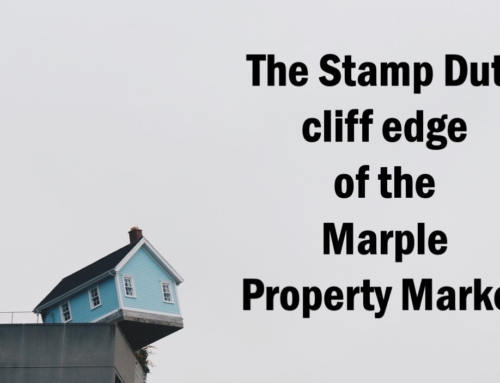 THE BUSIEST DECEMBER FOR THE MARPLE HOUSING MARKET SINCE 2006