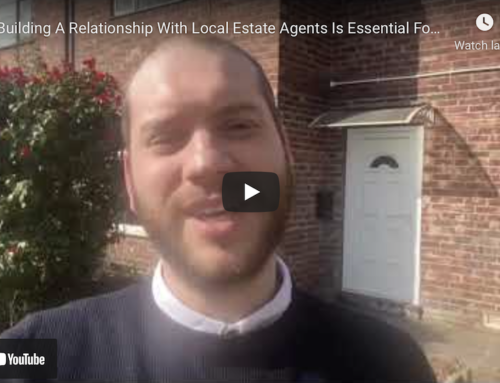 WHY BUILDING A RELATIONSHIP WITH LOCAL ESTATE AGENTS IS ESSENTIAL FOR PROPERTY INTESTORS