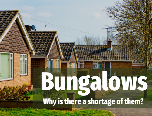 Only 1 in 16 Marple Properties are Bungalows, Despite an Ageing Population. Why?