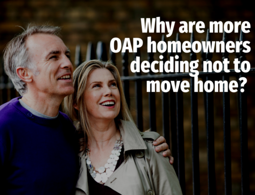 Why Are More Marple OAP Homeowners Deciding Not to Move Home?