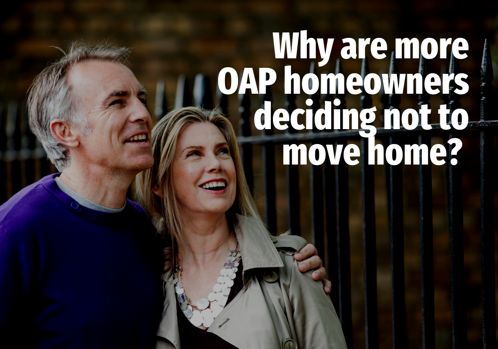 362 Oven Readys 5 - Why Are More Marple OAP Homeowners Deciding Not to Move Home?