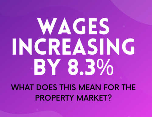 Wages Rising by 8.3% pa – How Will This Affect the Marple Property Market?